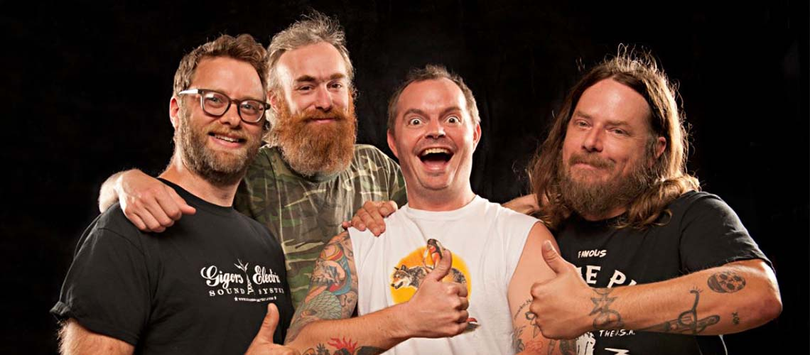 Red Fang em Portugal