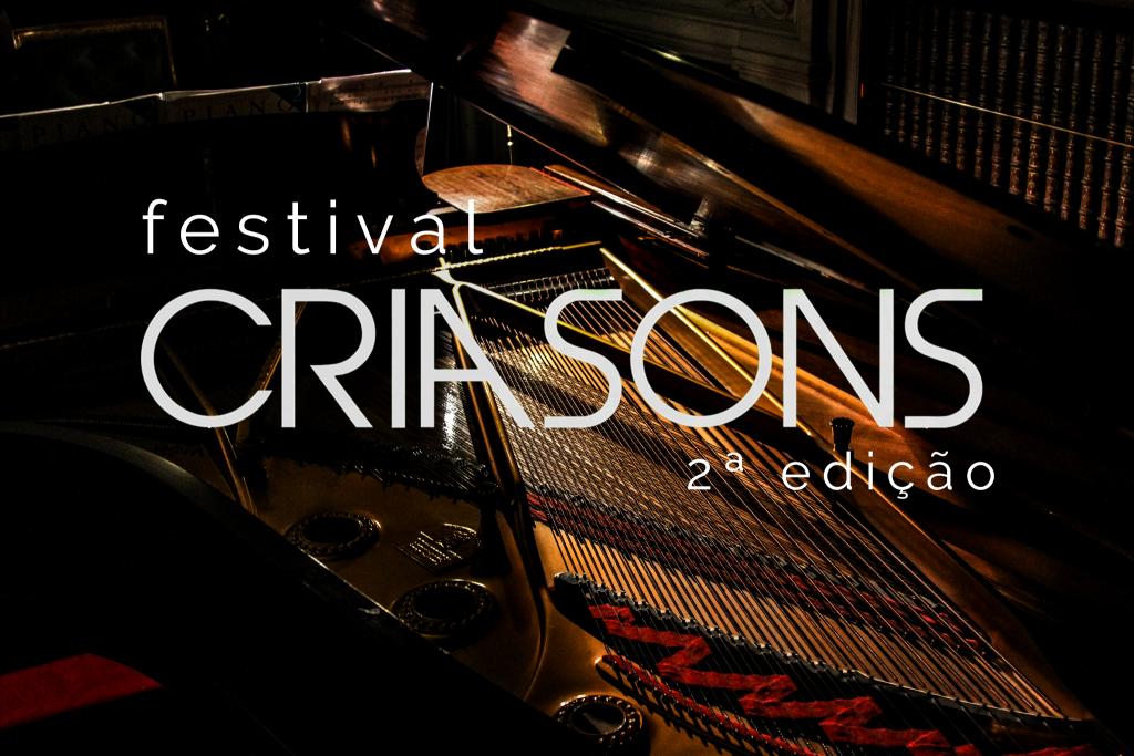 Festival CriaSons, Concurso para Compositores Emergentes