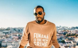 Dino D'Santiago apresenta novo álbum no Porto e em Lisboa em Outubro