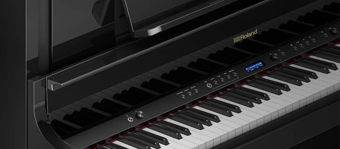 Roland, Pianos LX700
