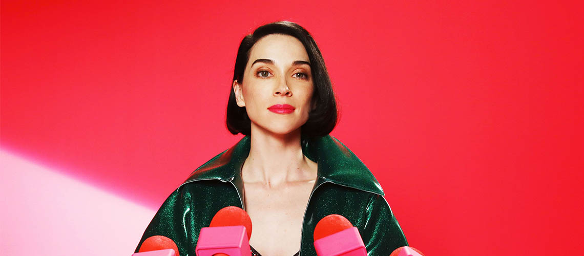 Rock & Roll Hall of Fame: St. Vincent E Dave Grohl Juntos Para Tocar Nine Inch Nails