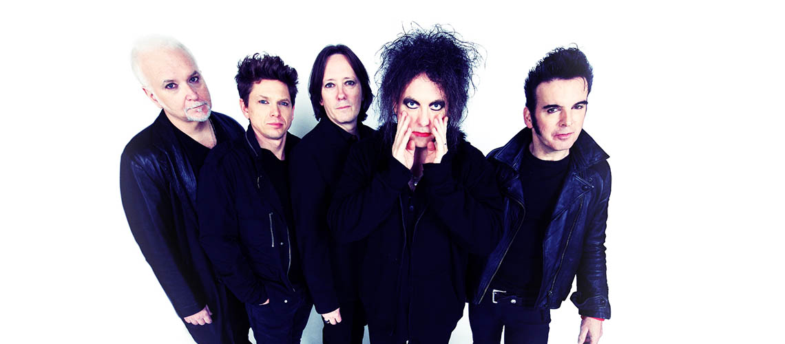 The Cure em directo do NOS Alive 2019