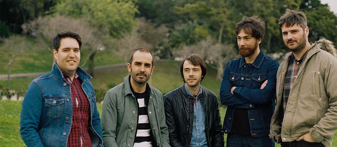 The Walks anunciam novo álbum e concerto em Novembro