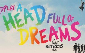 Coldplay lançam novo álbum ao vivo e filme-concerto