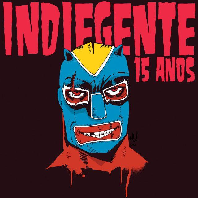 Indiegente 15 Anos LP