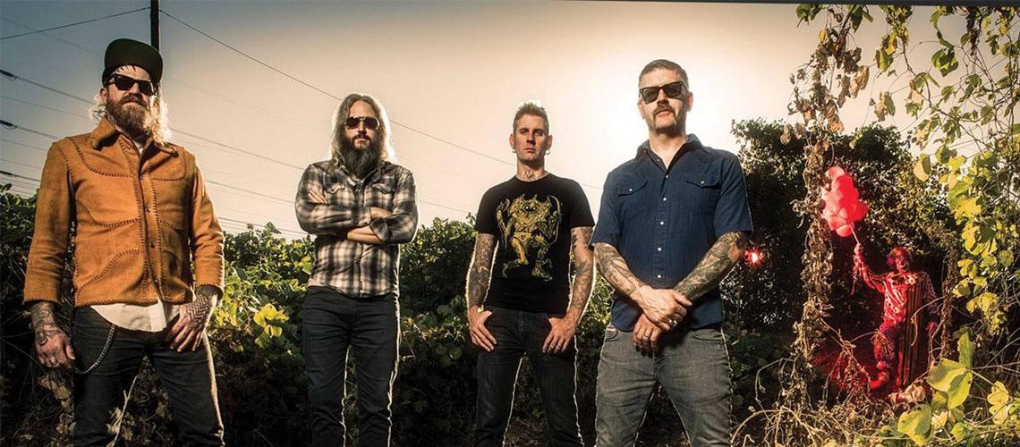Mastodon Prestes a Iniciarem Novo Álbum