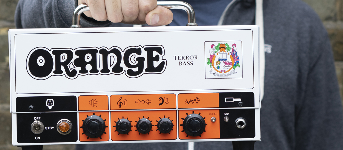 Novo Orange Terror Bass