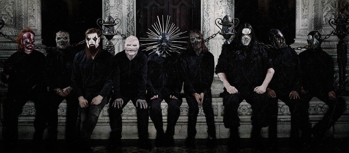 Slipknot lançam novo single e revelam detalhes do novo álbum