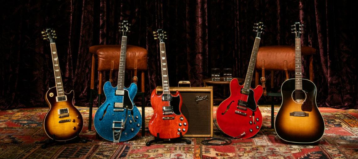 Gibson USA, Lineup 2019