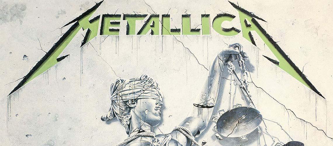 """Ouve aqui a reedição de """"…And Justice For All"""" dos Metallica"""