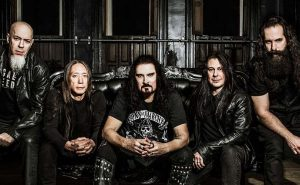 """Untethered Angel"", novo single dos Dream Theater"