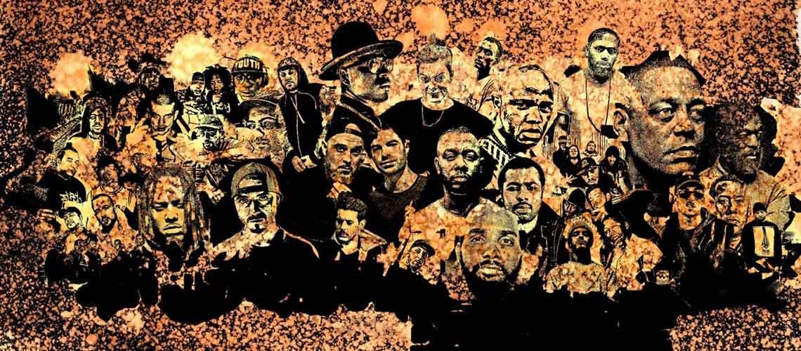 """""""História do Hip-Hop Tuga"""" na Altice Arena com cartaz completo"""