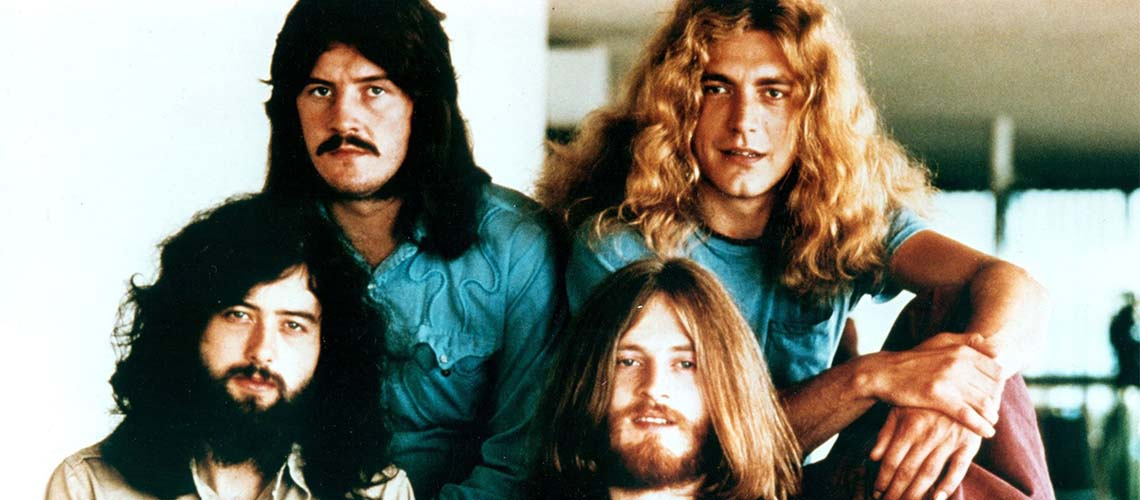 Led Zeppelin Vencem Caso Stairway To Heaven De Forma Definitiva