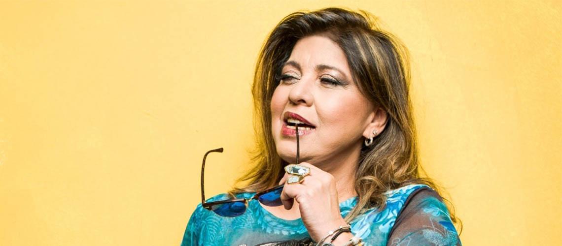 Roberta Miranda ao vivo em Lisboa e no Porto