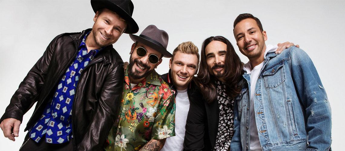 Backstreet Boys em Portugal com a maior digressão dos últimos 18 anos