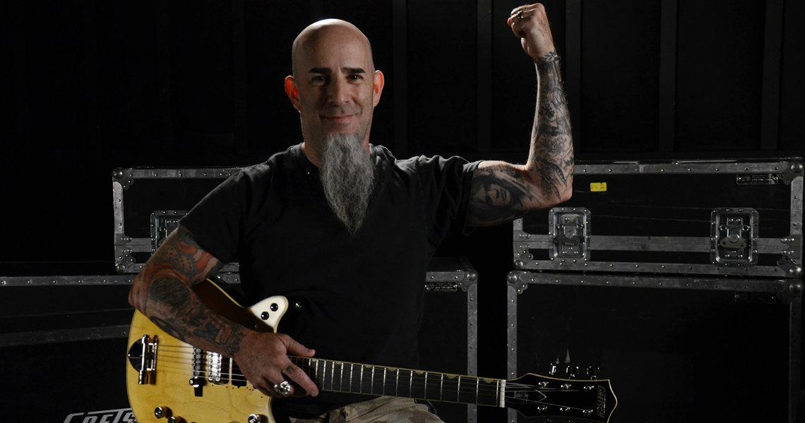Guitarrista dos Anthrax sente que só voltará às digressões em 2022