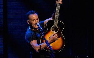 """Springsteen on Broadway"", o novo filme de Bruce Springsteen"