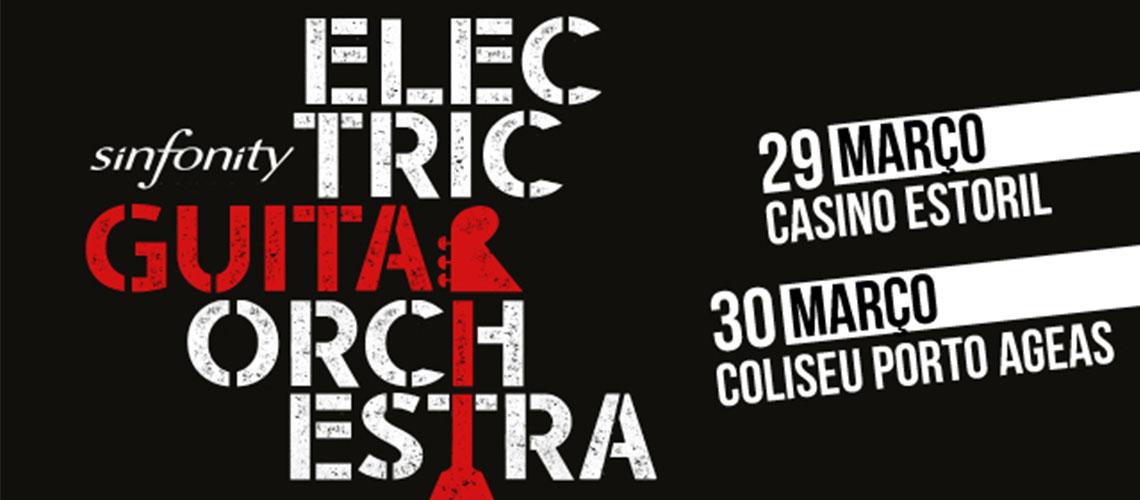 SINFONITY: Orquestra de Guitarras Eléctricas