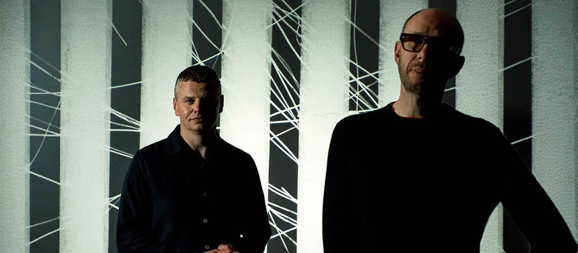 The Chemical Brothers no NOS Alive'19