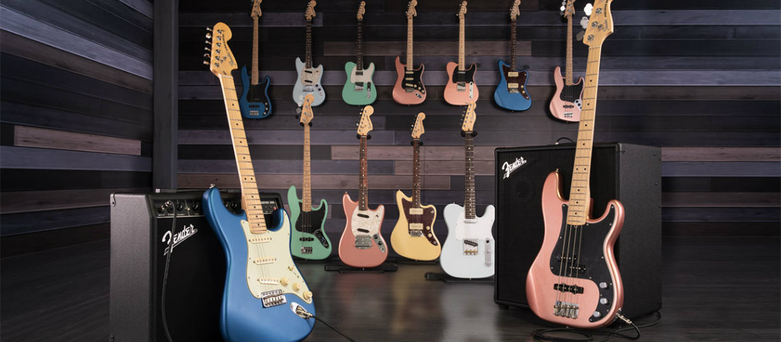 NAMM 2019: Fender American Performer Series