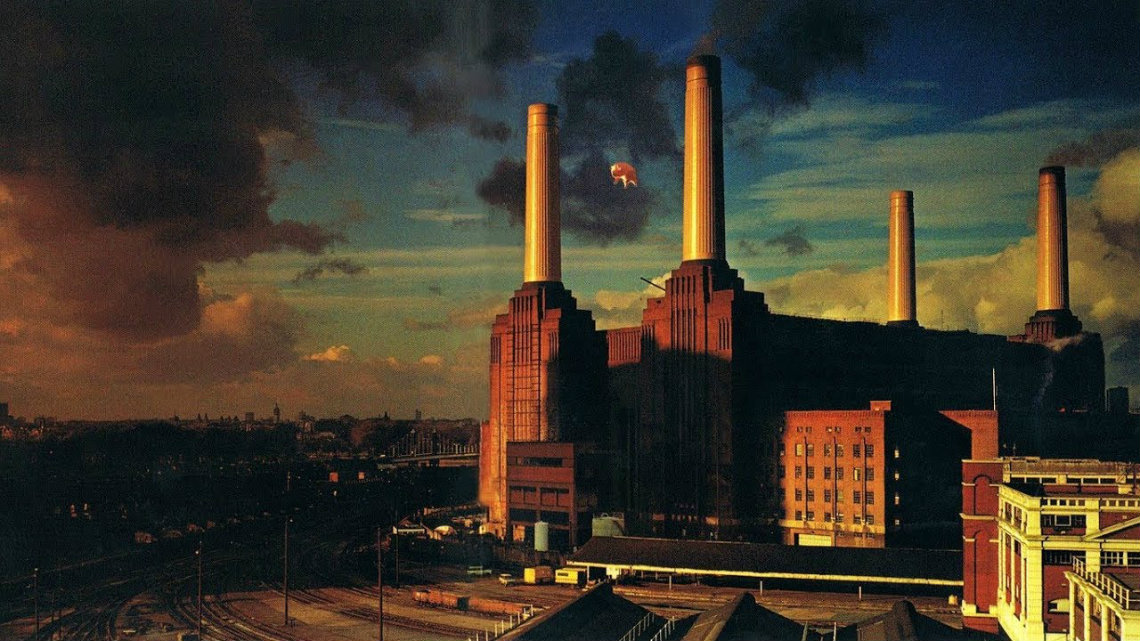 Pink Floyd, Animals (Sinestesias)