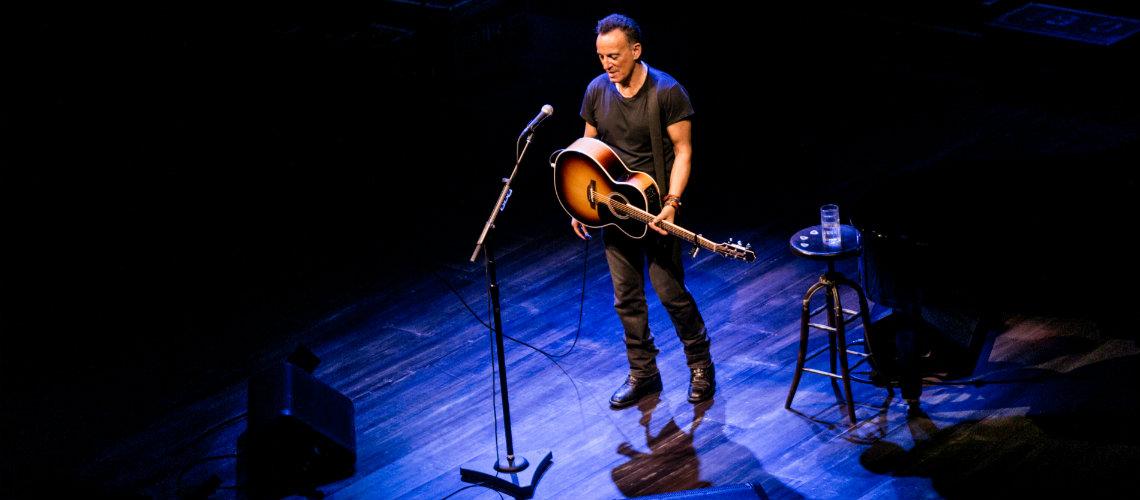 Novo álbum de Springsteen em 2019