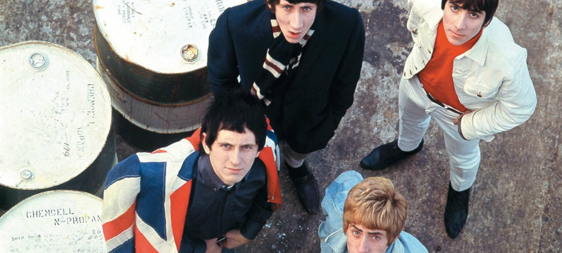 The Who, My Generation