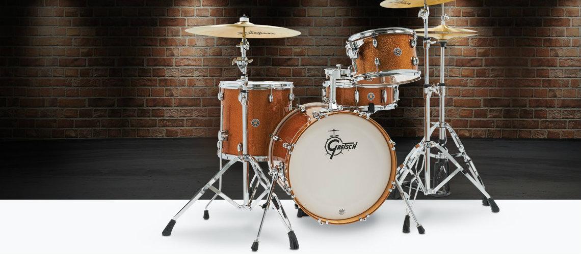NAMM 2019: Gretsch Drums, Expansão na Gama Catalina