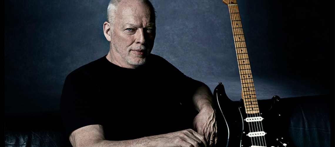 "Queres a ""Black Strat"" do David Gilmour em tua casa?"