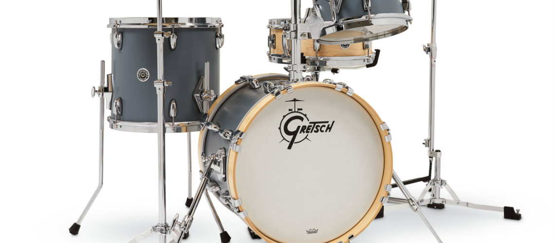 NAMM 2019: Gretsch, Brooklyn Micro Kit