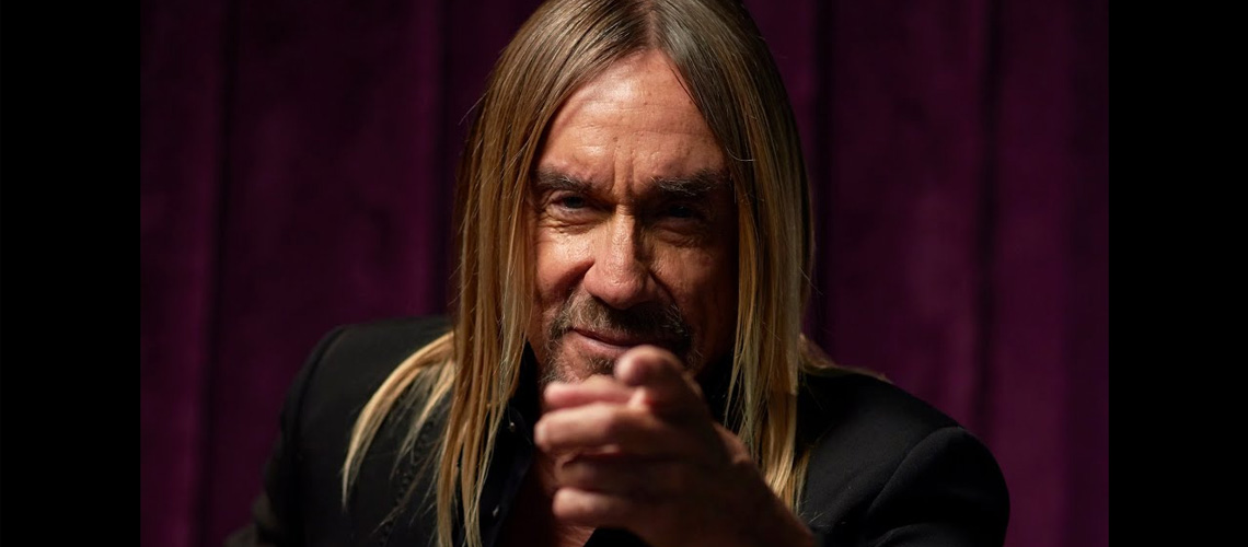 Iggy Pop Regressa a Portugal em 2020