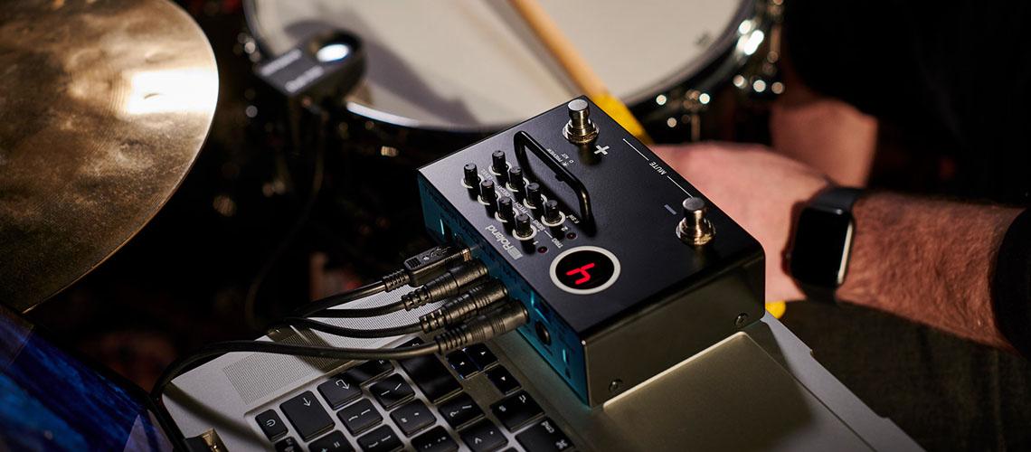 NAMM 2019: Roland, Módulo de Trigger TM-1
