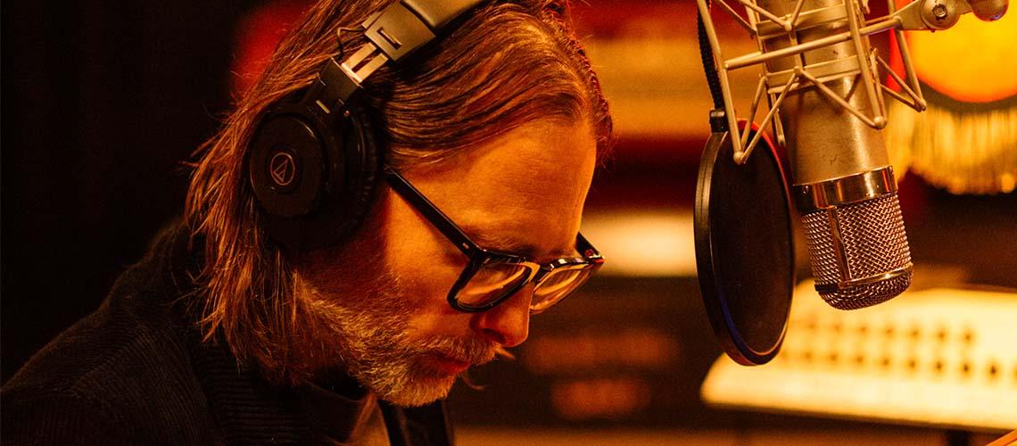 """Thom Yorke interpreta músicas de """"Suspiria"""" ao vivo nos Estúdios Electric Lady"""