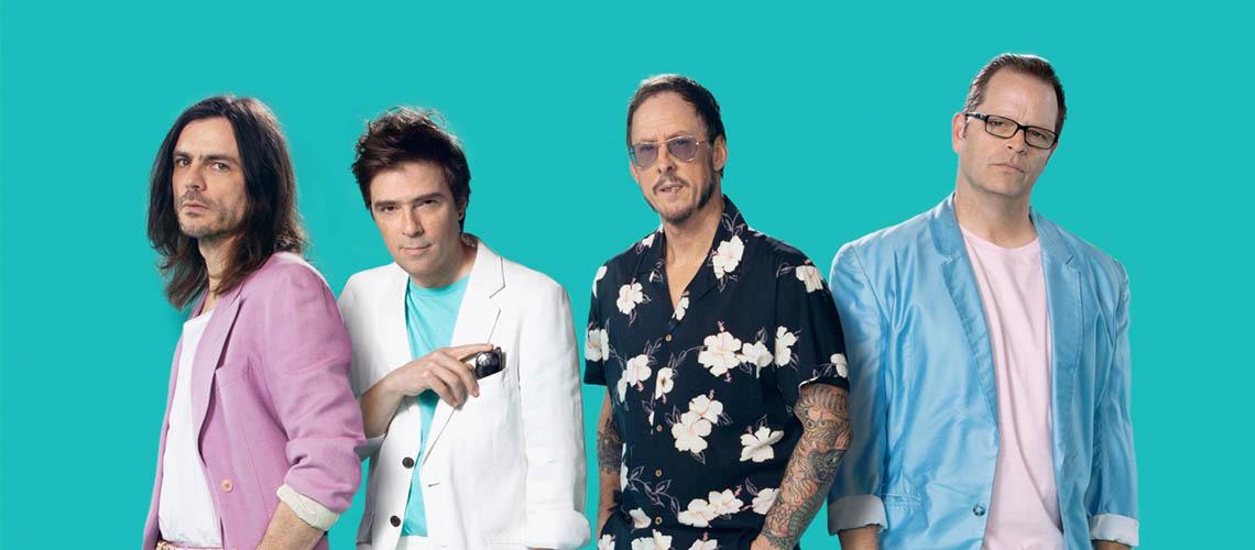 """Ouve """"The Teal Album"""", o novo álbum dos Weezer"""