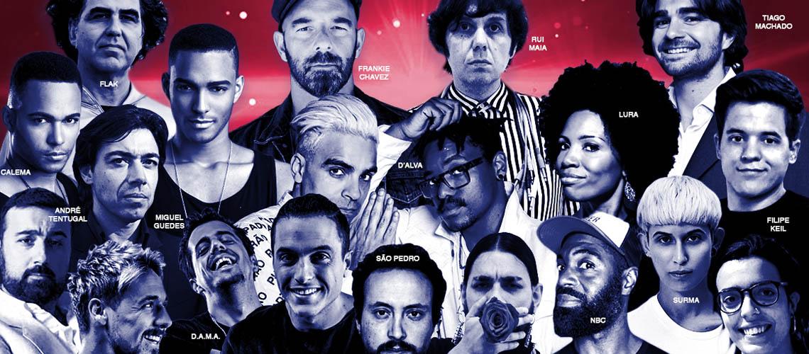 Festival da Canção 2019: Conhece aqui as 16 canções para a semifinal
