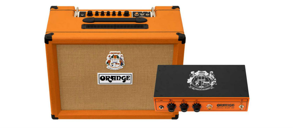 NAMM 2019: Orange: Pedal Baby & TremLord