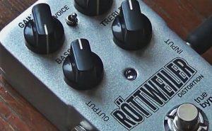 tc electronic rottweiler header
