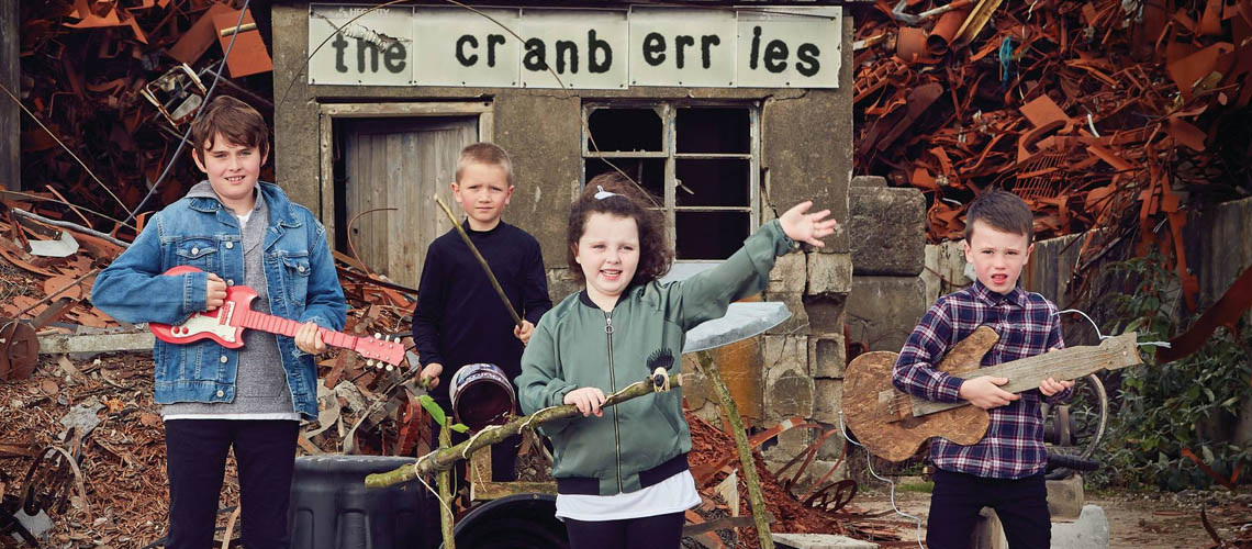 The Cranberries editam último álbum com Dolores O'Riordan
