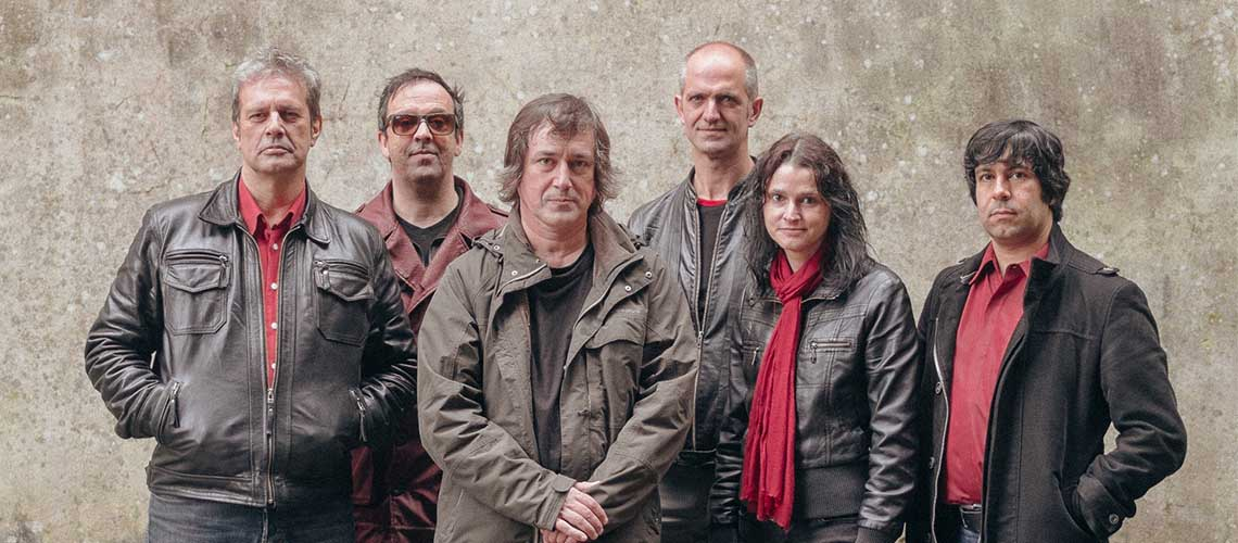 Mão Morta confirmados no Douro Rock 2019