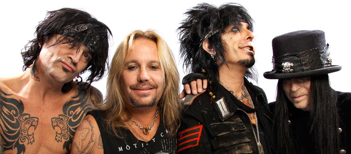 Mötley Crüe, The Dirt (Est. 1981)