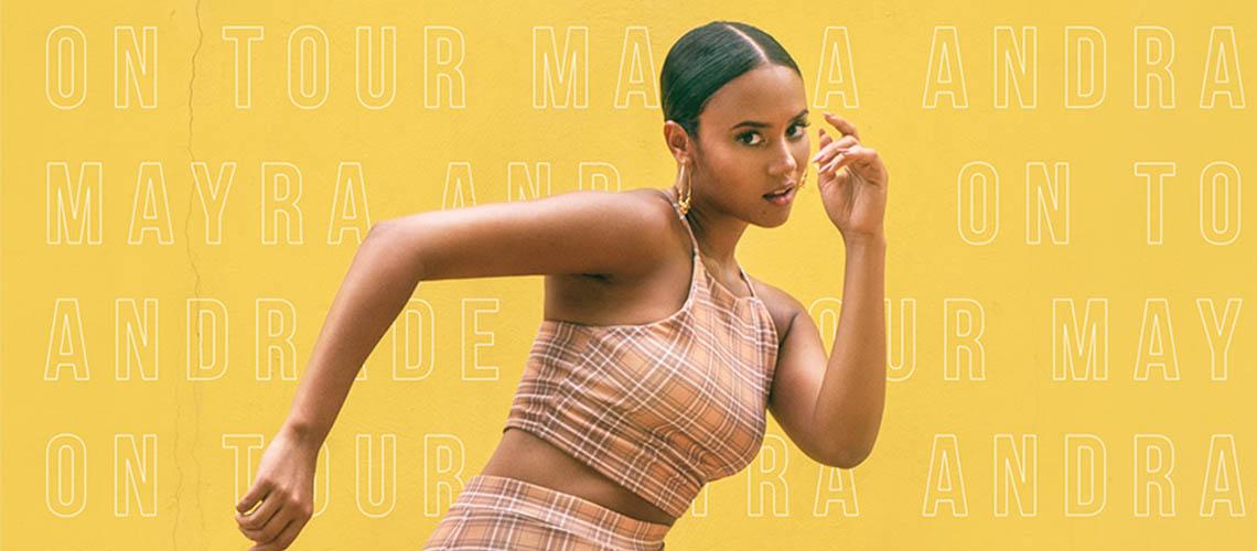 Mayra Andrade anuncia segundo concerto em Lisboa no mês de Março