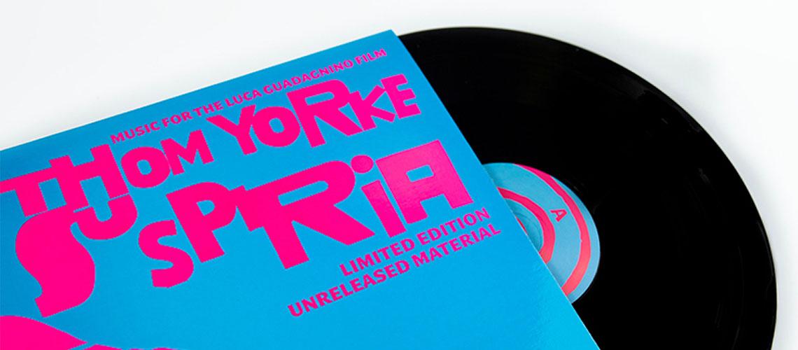 Thom Yorke edita músicas alternativas de Suspira