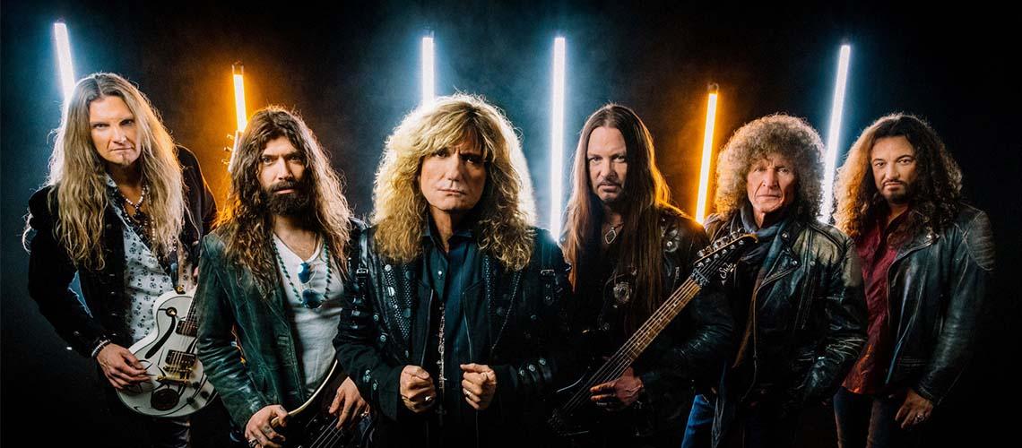 "Whitesnake Têm Vídeo Novo Para ""Yours For The Asking"""