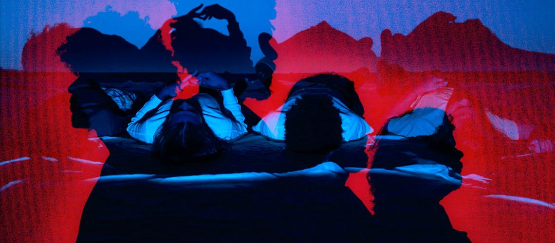 """""""Sombra ou Dúvida"""" é o novo single dos Boogarins"""