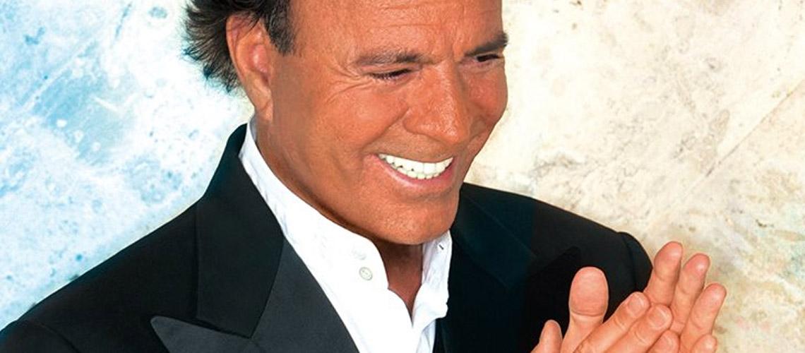 Julio Iglesias comemora 50 anos de carreira em Lisboa