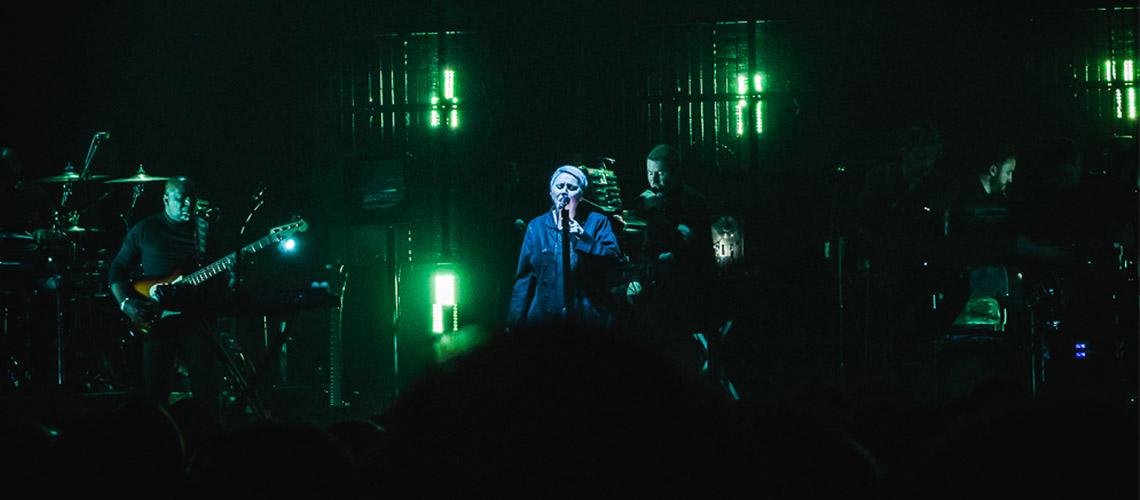 Massive Attack, A Contra Nostalgia