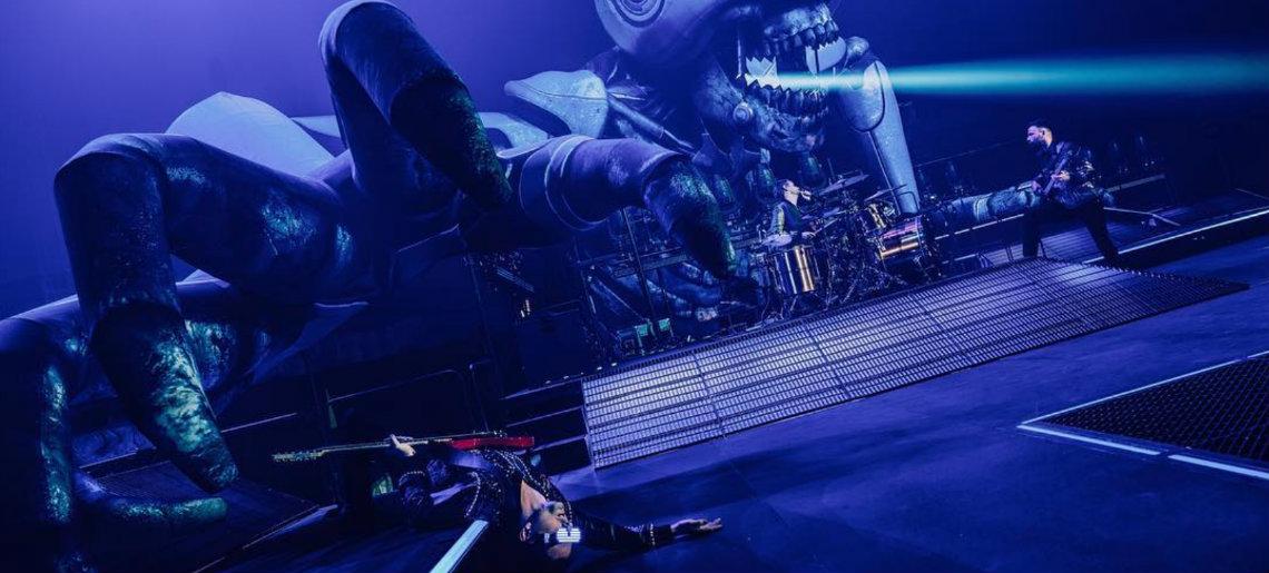 Muse, Detalhes da Simulation Theory World Tour