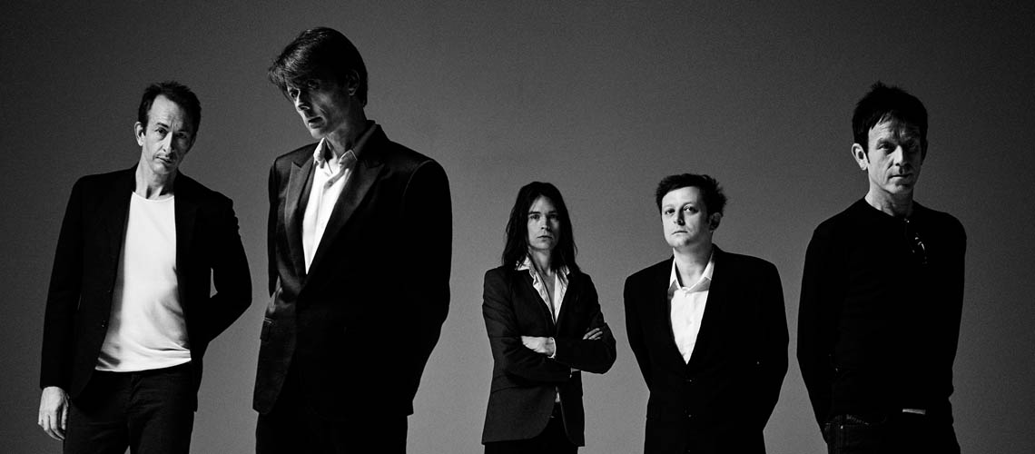 Suede confirmados no Vodafone Paredes de Coura'19
