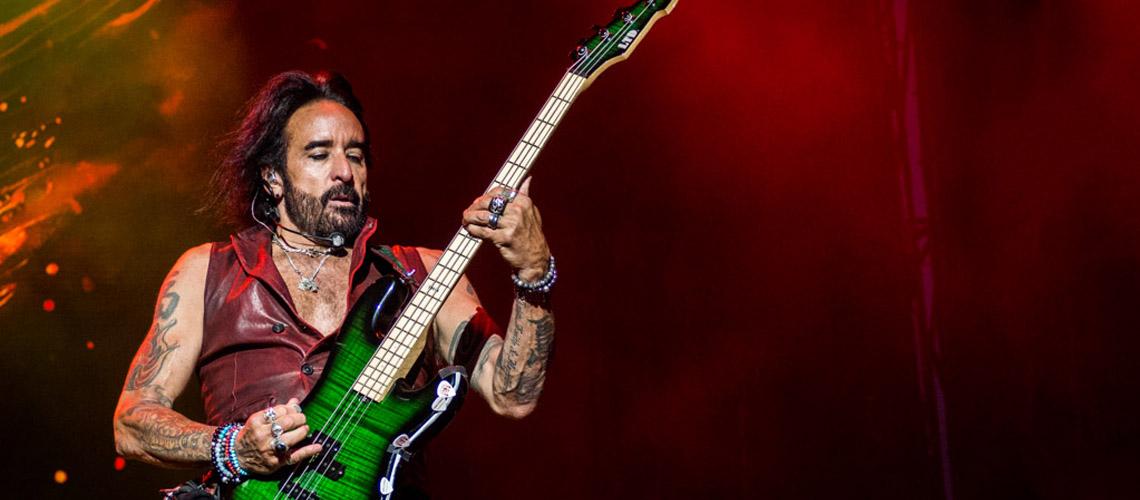 Marco Mendoza [Whitesnake, Thin Lizzy, The Dead Daisies]