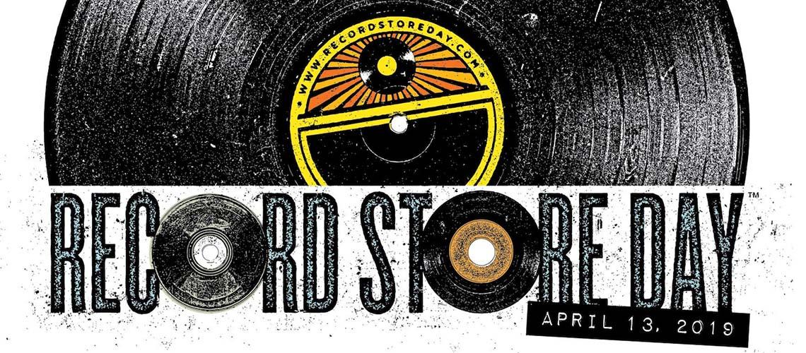 Vê aqui todos os lançamentos exclusivos para o Record Store Day 2019